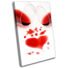 Wine Glass Heart Love - 13-1643(00B)-SG32-PO